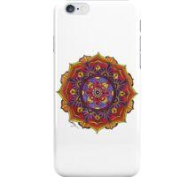 Mandala Prototype 1 iPhone Case/Skin