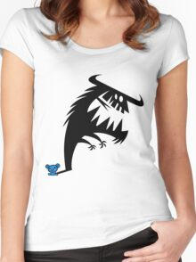 The Beast Within Women's Fitted Scoop T-Shirt