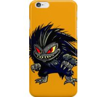 Hungry Little Critter iPhone Case/Skin