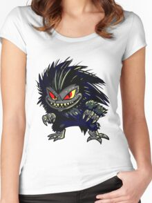 Hungry Little Critter Women's Fitted Scoop T-Shirt