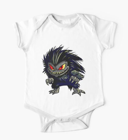 Hungry Little Critter One Piece - Short Sleeve