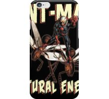 Natural Enemy iPhone Case/Skin