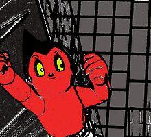 Japan Noir 10 - Evil Astro by fenjay