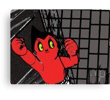 Japan Noir 10 - Evil Astro Canvas Print