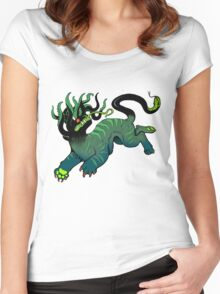 Tentatiger Women's Fitted Scoop T-Shirt