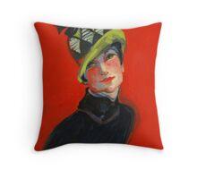 Style Lady 4 Throw Pillow