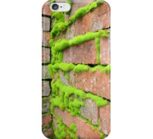 Moss Wall iPhone Case/Skin