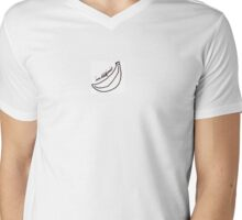 absurd banana Mens V-Neck T-Shirt