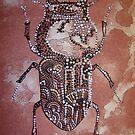 Mt Mangana Stag Beetle by jobanana