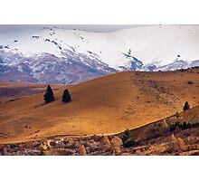 A South Island landscape Photographic Print