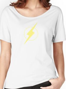 Simplistic Flash Women's Relaxed Fit T-Shirt