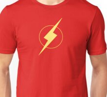 Simplistic Flash Unisex T-Shirt