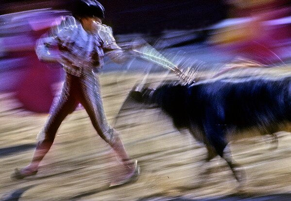 Bullfighting−15、SPAIN by yoshiaki nagashima