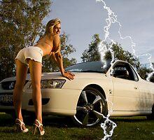 Thunder Struck (take2) by Nigel Donald