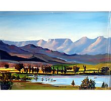 Theewaterskloof - Western Cape, South Africa Photographic Print