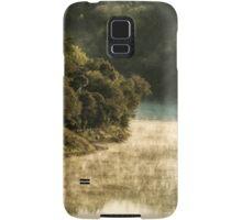 Misty River Morning 2 Samsung Galaxy Case/Skin