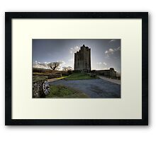 Dysert o Dea Castle Framed Print