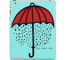 Just Can't Win iPad Case/Skin