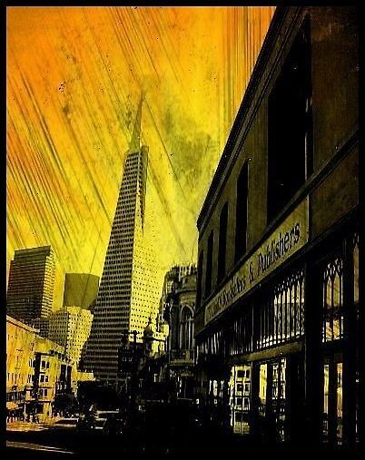 North Beach,San Francisco (Yellow Version) by RobynLee