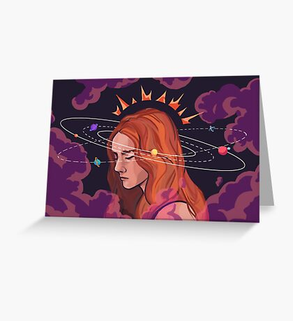 Conscious Greeting Card