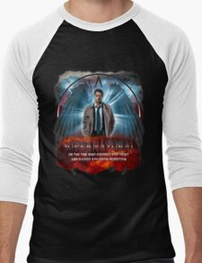 Supernatural I'm the one who gripped you tight and raised you from Perdition 3 Men's Baseball ¾ T-Shirt
