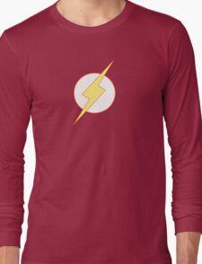 Simplistic Flash 2 Long Sleeve T-Shirt