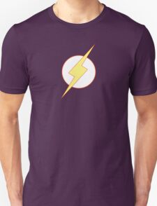 Simplistic Flash 2 Unisex T-Shirt