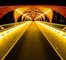 Light Tunnel by MichaelJP