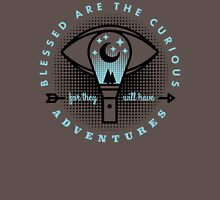 Blessed are the Curious Unisex T-Shirt