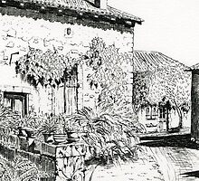 Chez Bourret, France by FranEvans