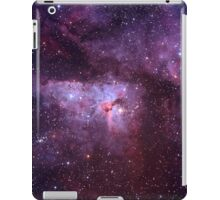 Keyhole Nebula iPad Case/Skin