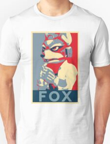 Fox Gives Us Hope Unisex T-Shirt
