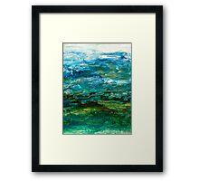 Grace (Card) Framed Print