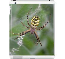 Wasp Spider iPad Case/Skin