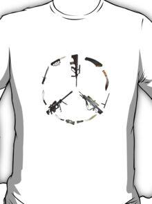 Peace is War T-Shirt