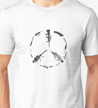 Peace is War Unisex T-Shirt