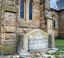 Ross Uniting Church by michellerena