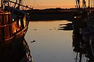 early morning on the Brid by Steve Scully