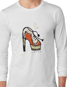 shoes Long Sleeve T-Shirt