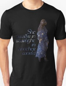 She walks in Starlight... T-Shirt
