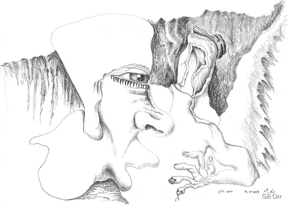 Stress by Gili Orr
