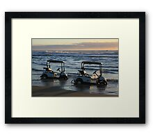 Dumb & Dumber Framed Print