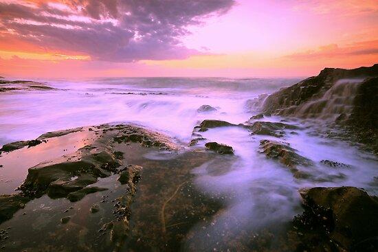 great ocean falls by joel Durbridge