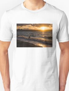 Golden Wings, Golden Water T-Shirt