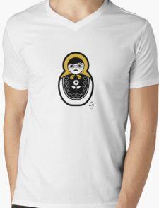 Russian Doll B Mens V-Neck T-Shirt