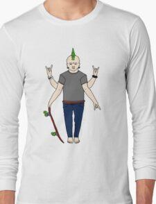 Vishnu Punx. Long Sleeve T-Shirt