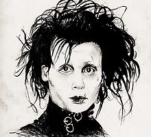 Edward Scissorhands by Alex-Prosser