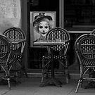 Silent presence by Irina-C
