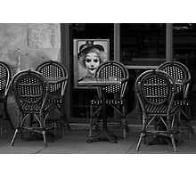 Silent presence Photographic Print