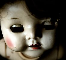 Toy Box - Doll III by Roy Salter